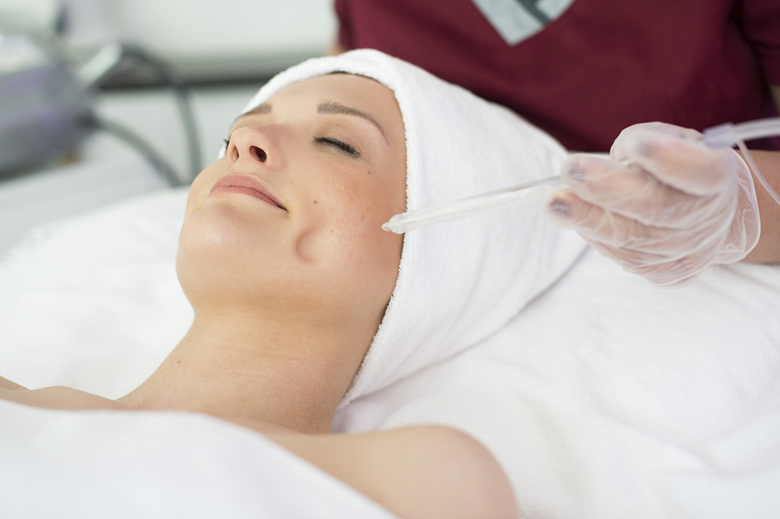 jetpeel facial treatment