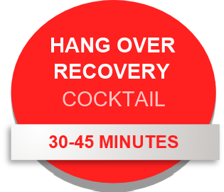 Liquivida Rise and Shine hangover recovery