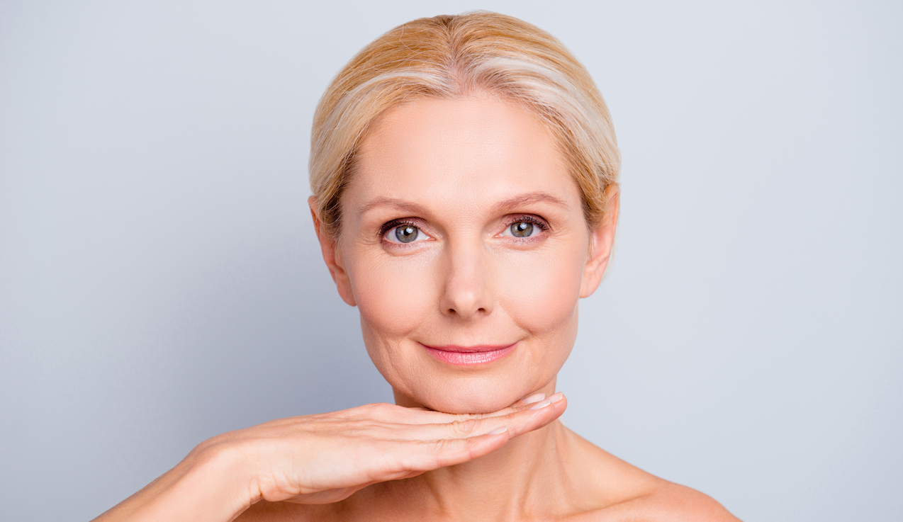 Facetite skin tightening and double chin treatment at Restore Beauty in Loveland and Fort Collins